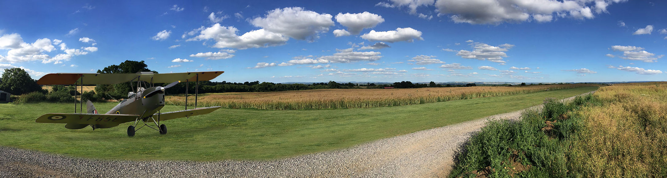 Brown Shutters Farm Airfield